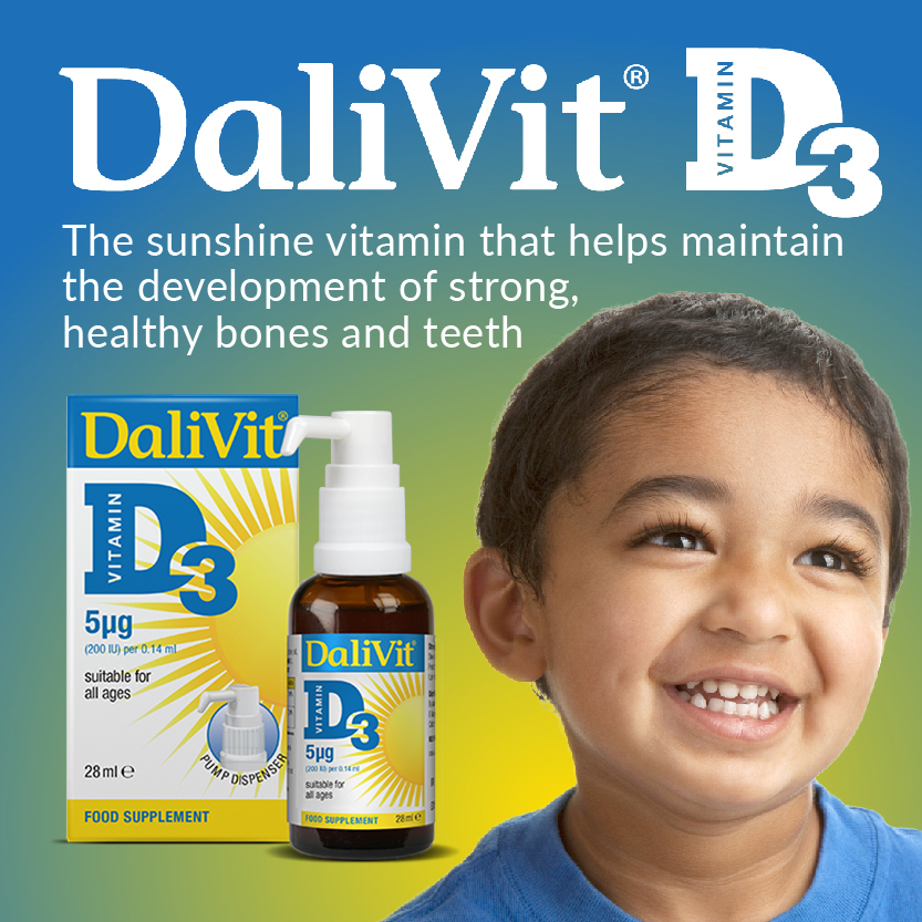 D3 Vitamin Drops for Kids