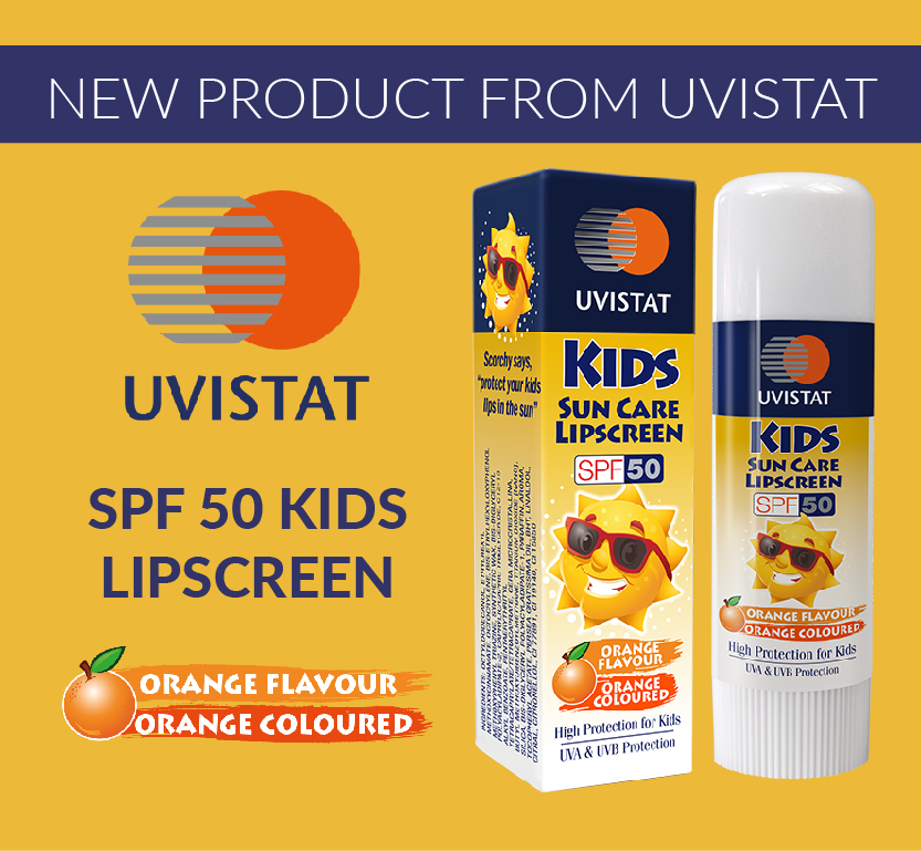 Uvistat Lipscreen for Kids