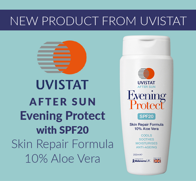 Uvistat After Sun With SPF20